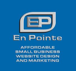 En Pointe for affordable small business websites